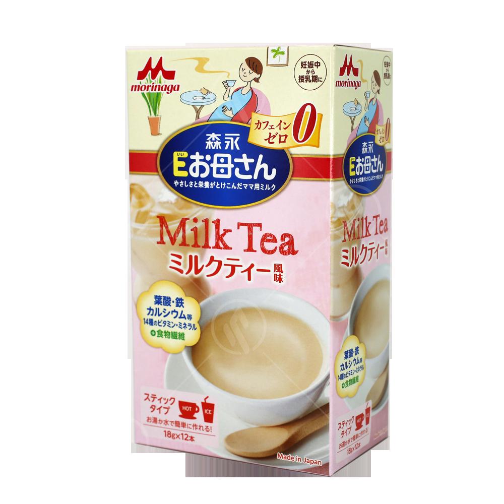 Sữa bầu Morinaga vị Trà sữa - nội địa nhật